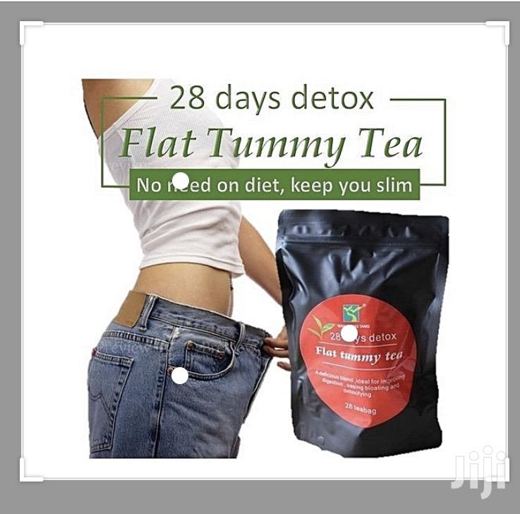 28 Days Detox—Flat Tummy Tea
