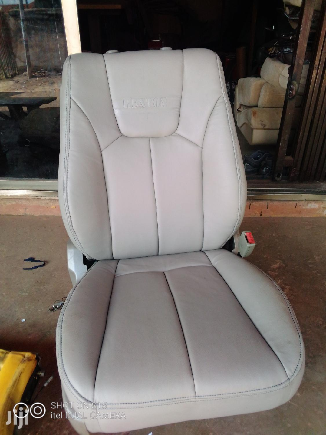 Upholstery And Car Decorations
