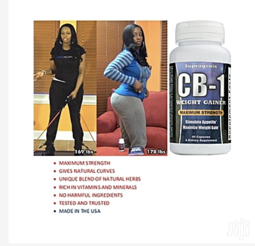CB -1 Weight Gainer - 90 Capsules
