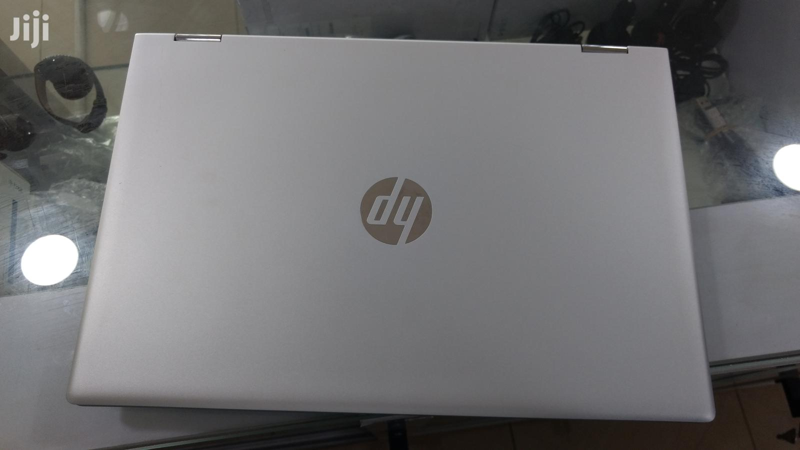 Archive: New Laptop HP Pavilion X360 8GB Intel Core I7 HDD 1T