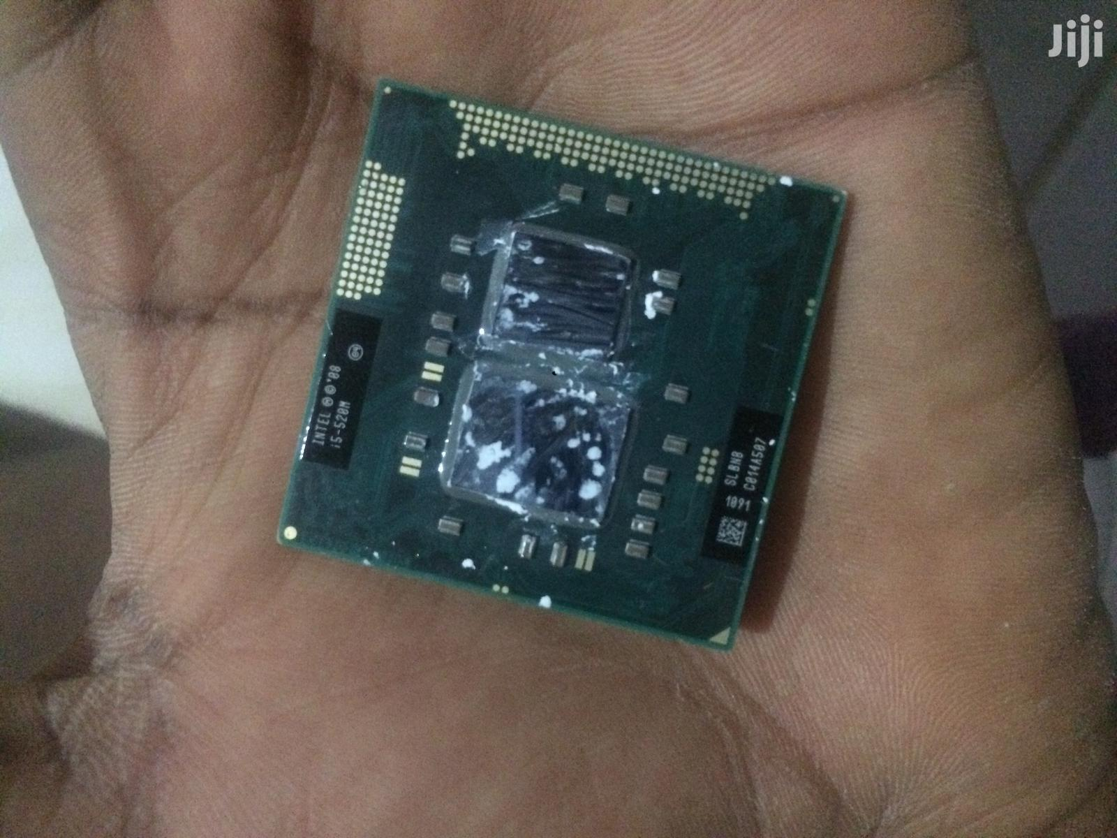 Intel Core I5-520m Processor | Computer Hardware for sale in Ga South Municipal, Greater Accra, Ghana