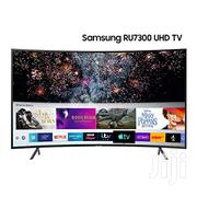 """Samsung 55""""Inch Ultra HD Smart Wifi Curved Led TV(2019)   TV & DVD Equipment for sale in Greater Accra, Adabraka"""