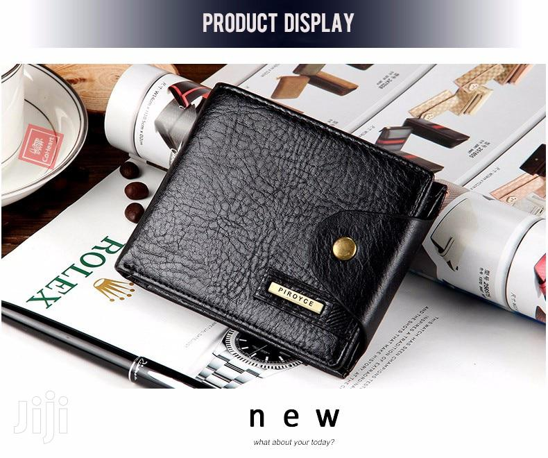 Authentic Black Leather Mens Wallets | Bags for sale in Achimota, Greater Accra, Ghana