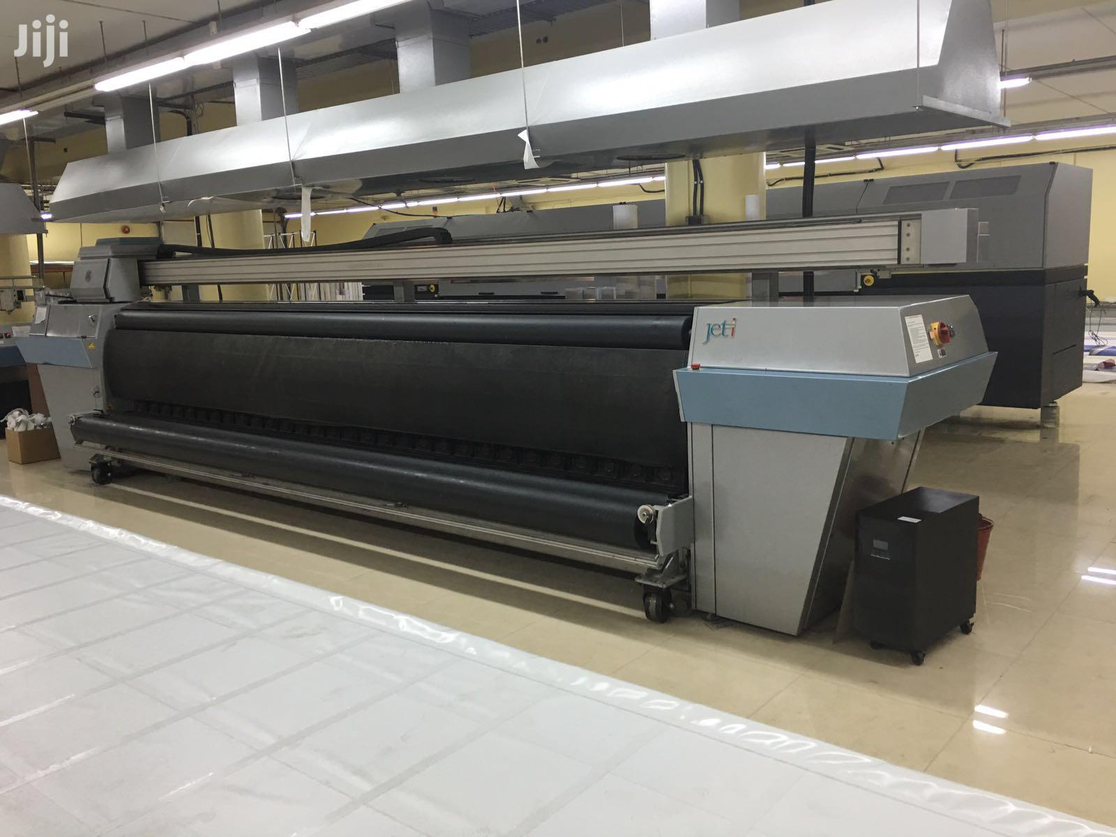 Large Format Solvent Printer Made In Canada | Printing Equipment for sale in Lartebiokorshie, Greater Accra, Ghana
