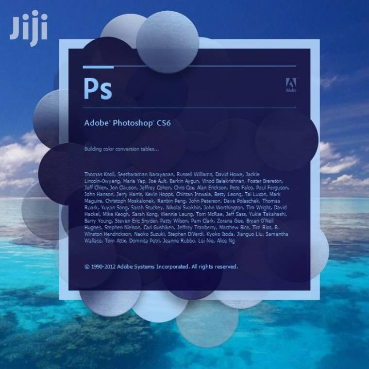 Adobe Photoshop CC 2020 And CS6 Full Version | Software for sale in Tema Metropolitan, Greater Accra, Ghana