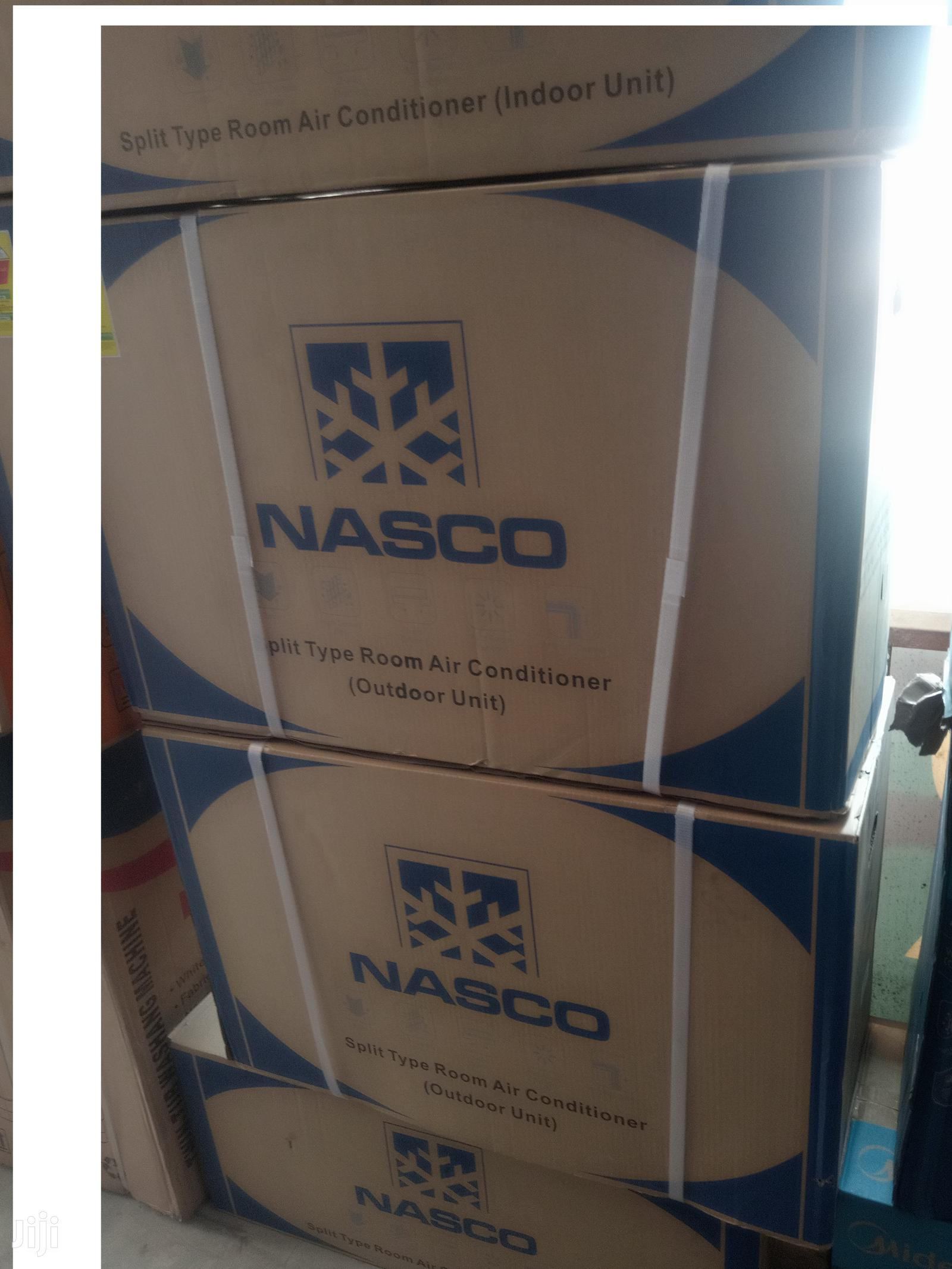 Nasco 1.5hp Air Conditioner