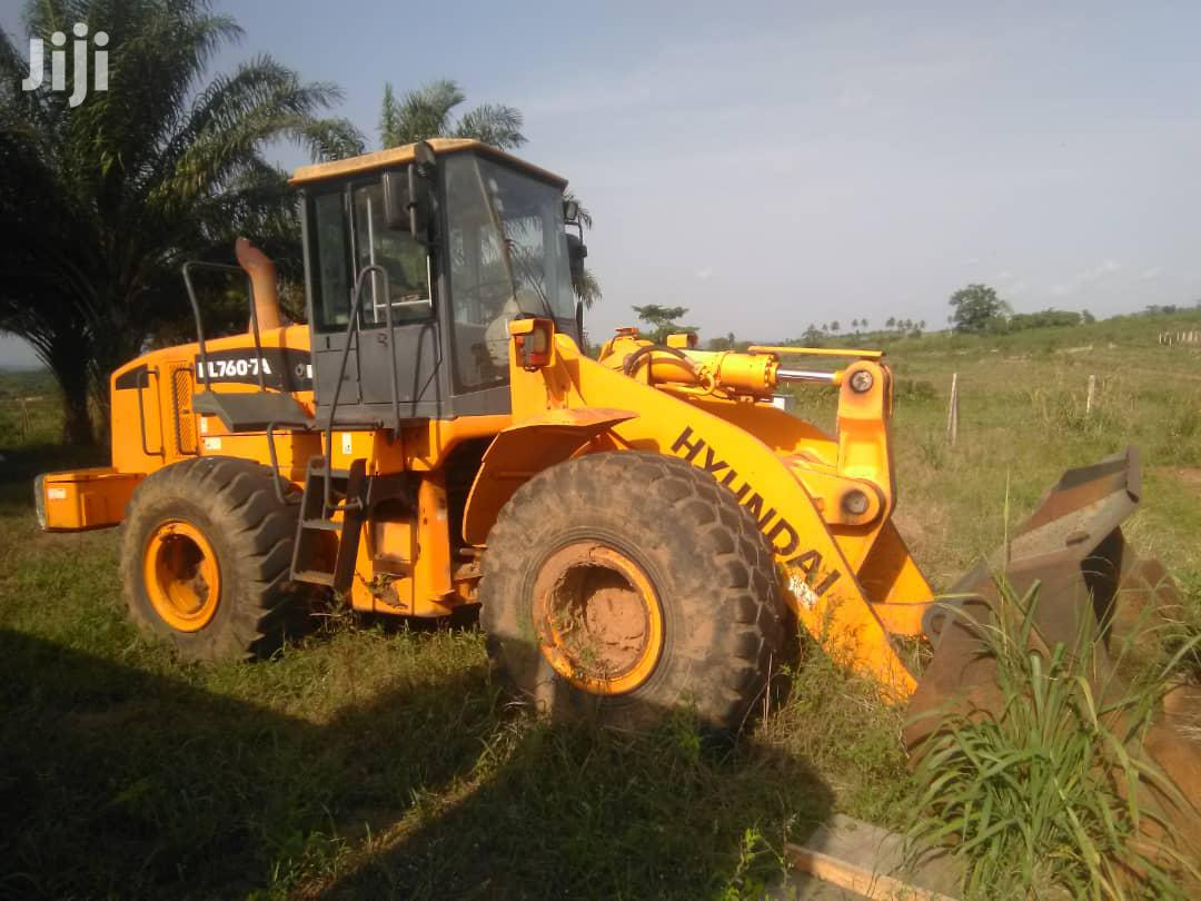 Archive: Selling Hyndai Payloader HL760-7A In Kasoa