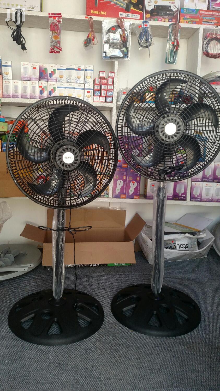 Kepas Standing Fan 18 Inch Plastic Blade