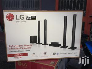 LG (LHD657) Home Theater System 5.1 Channel With Bluetooth   Audio & Music Equipment for sale in Greater Accra, Adabraka