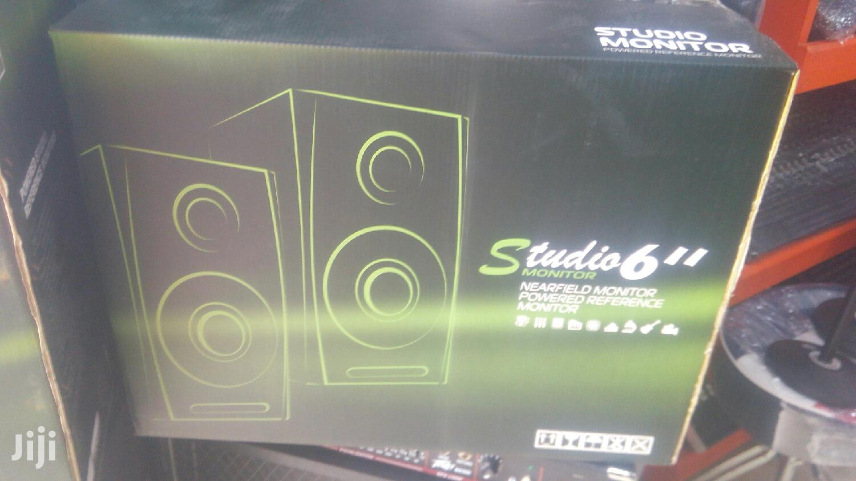 "KRK Studio Monitor 6"""