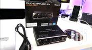 Roland Duo Capture Ex Audio Interface | Audio & Music Equipment for sale in Greater Accra, Accra new Town