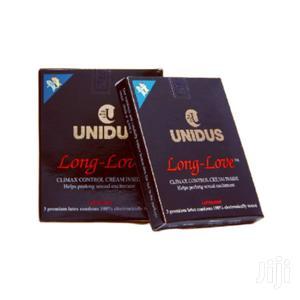 Unidus Long Love Delay Condom