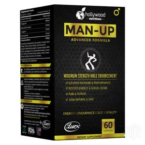 Hollywood Nutritions Man-up