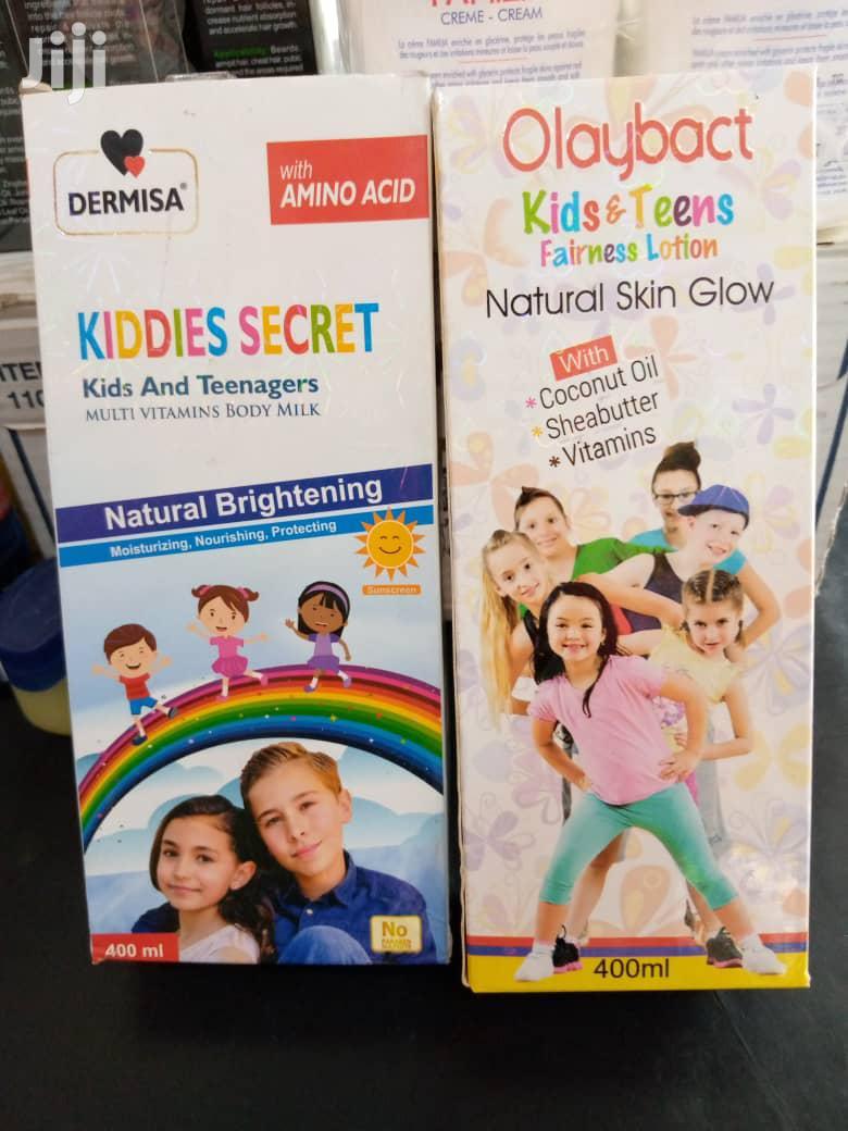 Kids Fairness Lotion