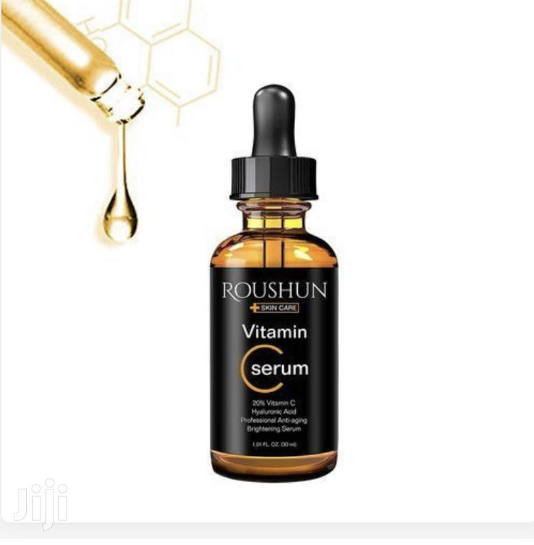 Roushun Vitamin C Serum 30ml | Skin Care for sale in East Legon, Greater Accra, Ghana
