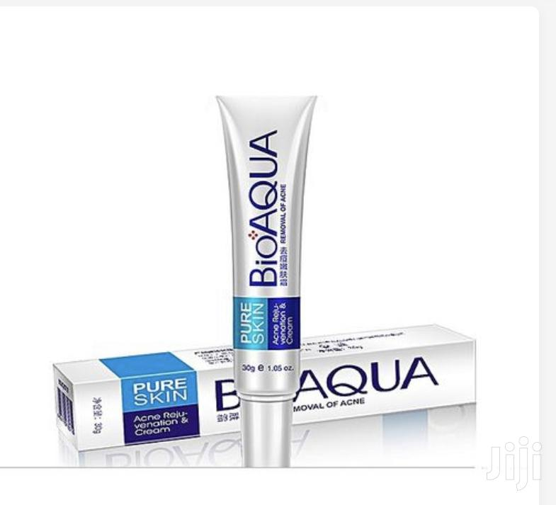 Bioaqua- Acne, Pimples and Spot Treatment Herbal Cream