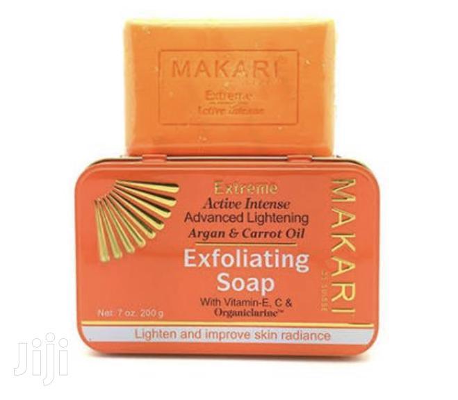Archive: Makari Extreme Argan Carrot Oil Exfoliating Soap