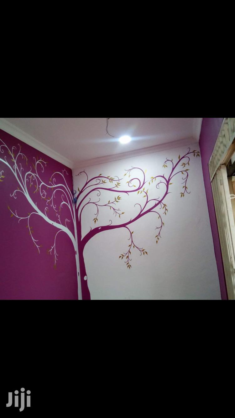 Wall Art Mural Decorations | Other Services for sale in Ga South Municipal, Greater Accra, Ghana
