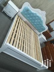 Wooden Queen Size Bed   Furniture for sale in Greater Accra, East Legon