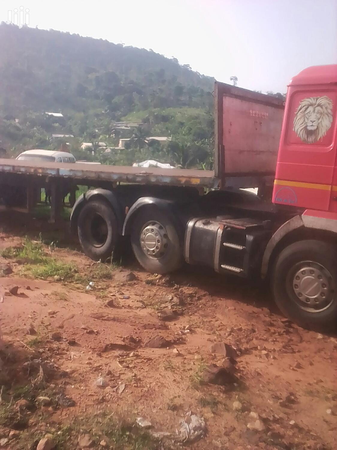 Archive: MAN TRUCK for Sale