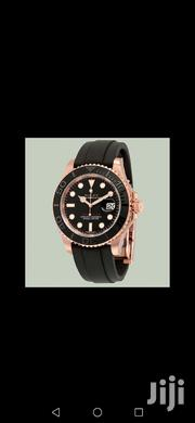 Rolex Rubber Strap Watch | Watches for sale in Greater Accra, Ga West Municipal