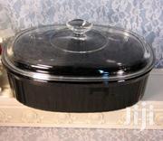 Black Pyrex Corningware Oven Safe | Kitchen & Dining for sale in Ashanti, Kumasi Metropolitan