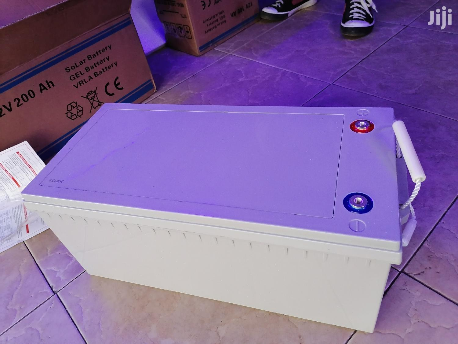 Solar Batteries 200ah | Solar Energy for sale in Accra new Town, Greater Accra, Ghana