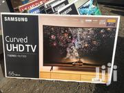 """Samsung 55""""Curved Smart Uhd 4K Series 7 Led Tv   TV & DVD Equipment for sale in Greater Accra, Adabraka"""