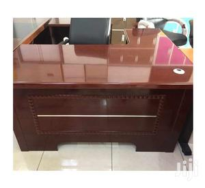 Executive L-Shaped Desk