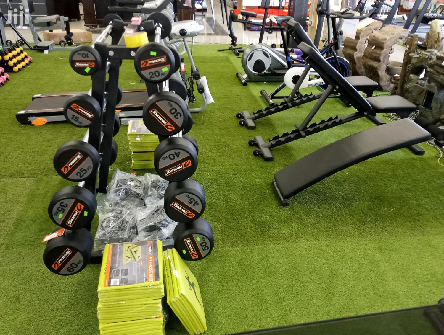 Gym and Exercise Equipment | Sports Equipment for sale in Accra Metropolitan, Greater Accra, Ghana