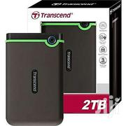 Transcend 2tb Portable Hard Drive | Computer Hardware for sale in Greater Accra, Achimota