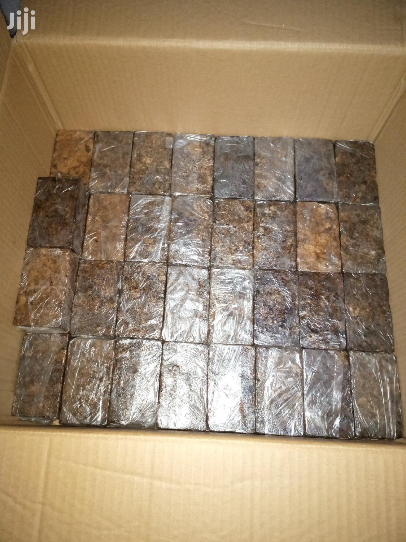 Organic African Black Soap | Bath & Body for sale in Adenta Municipal, Greater Accra, Ghana