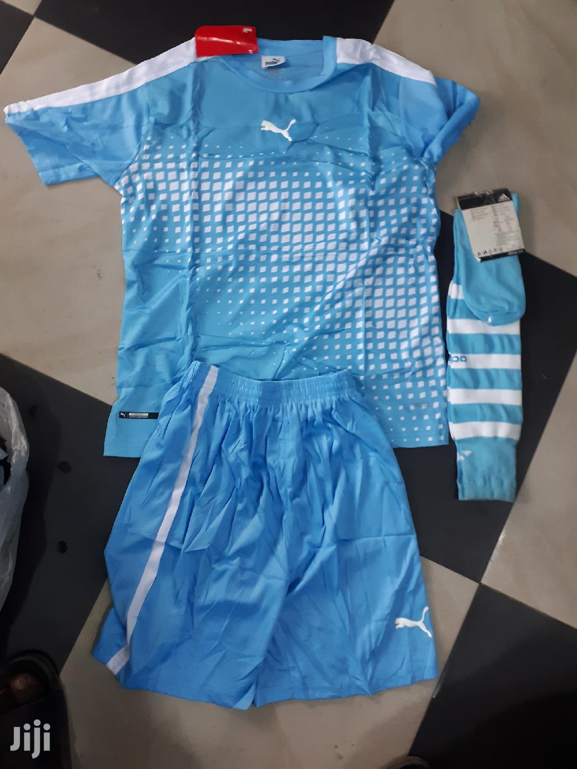 Archive: Original Set Of Jerseys Top And Down