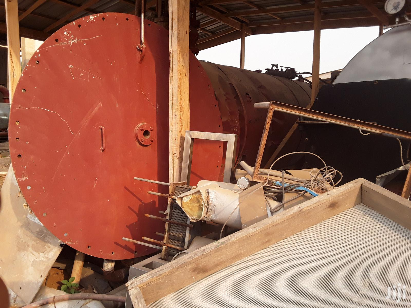 Archive: Installation Of Industrial Machines,Sales,Distribution And Repairs