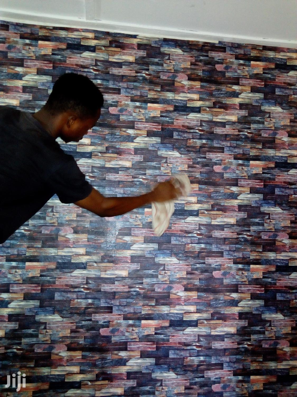 3D Wallpaper Fixing Expert