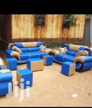 Leather Sofa Living Room Furniture | Furniture for sale in Ashanti, Kumasi Metropolitan