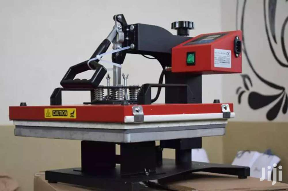 Brand New 6 in 1 Heat Press (New Stock) | Printing Equipment for sale in Kokomlemle, Greater Accra, Ghana