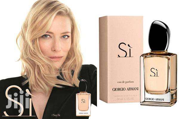 Giorgio Armani Armani Si Eau De Parfum Spray For Women