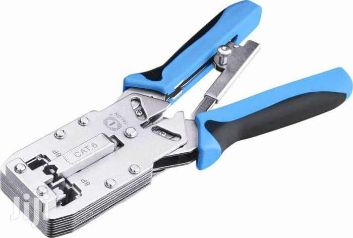 Modular Crimping Tool Cat-6 Ht-2810r | Hand Tools for sale in Dzorwulu, Greater Accra, Ghana