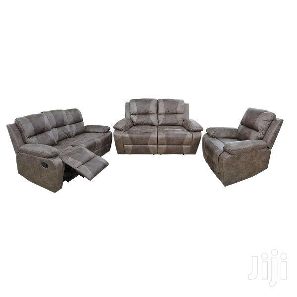 Sofa Set Dermot Recliner (3+2+1)