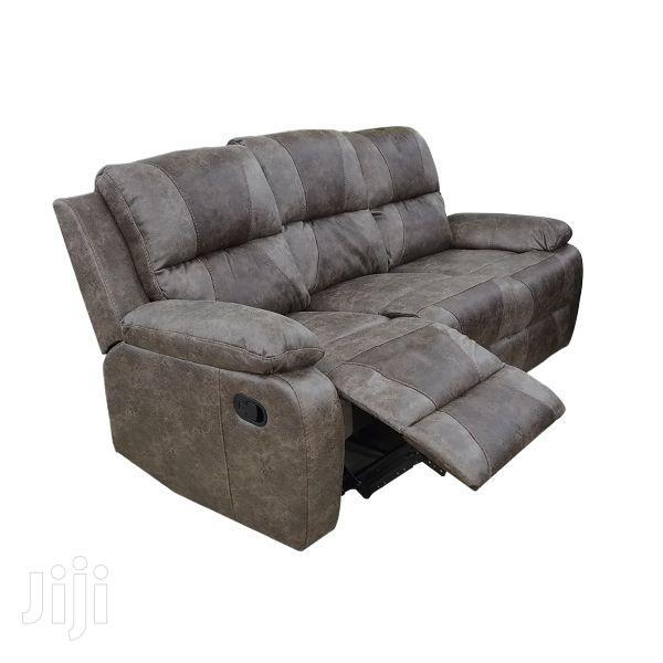 Sofa Set Dermot Recliner (3+2+1) | Furniture for sale in Achimota, Greater Accra, Ghana