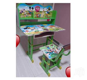 Learning Chair And Table