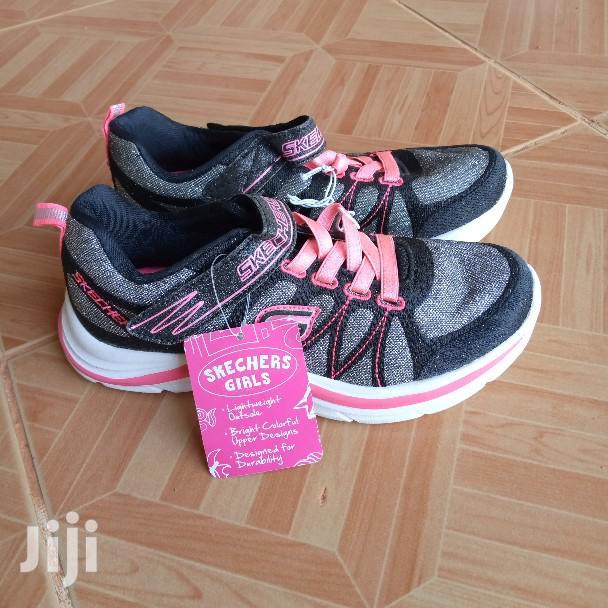 Kid Girls Skechers Sneakers