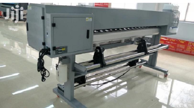 Archive: Large Format Printing Machine
