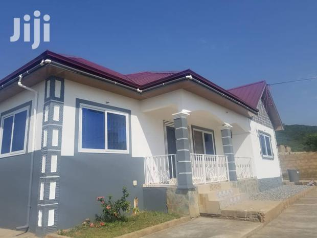 Archive: Documented (3) Bedroom House For Sale Located At Abokobi-councel
