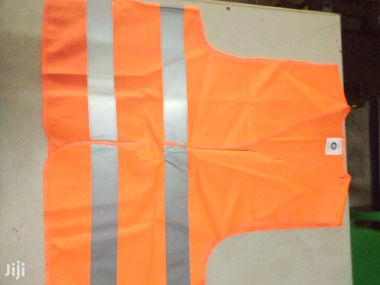 Normal Reflective Vest | Safety Equipment for sale in Tema Metropolitan, Greater Accra, Ghana