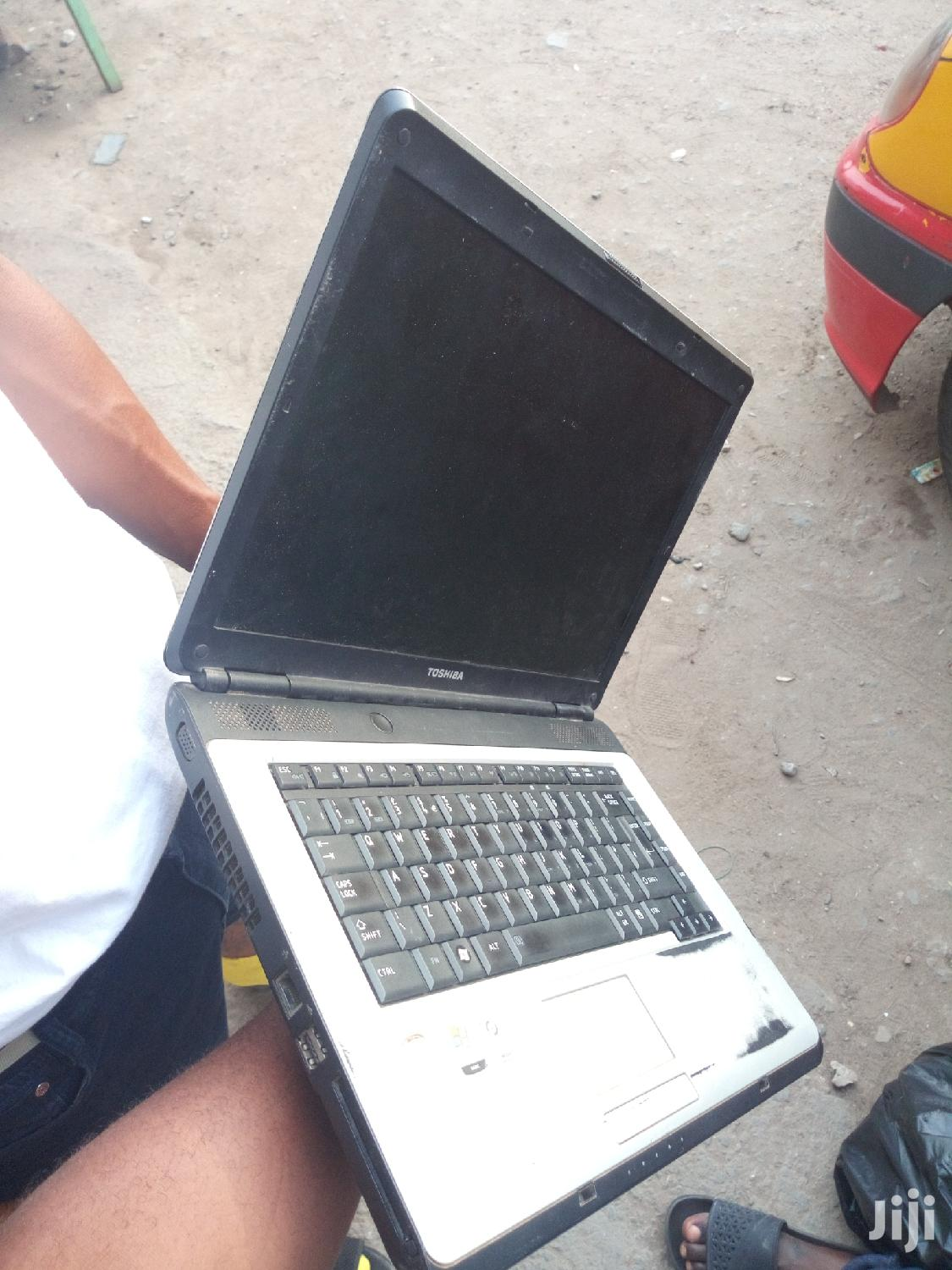 Laptop Toshiba dynaEdge DC-100 3GB Intel Core 2 Quad HDD 160GB | Laptops & Computers for sale in Kokomlemle, Greater Accra, Ghana