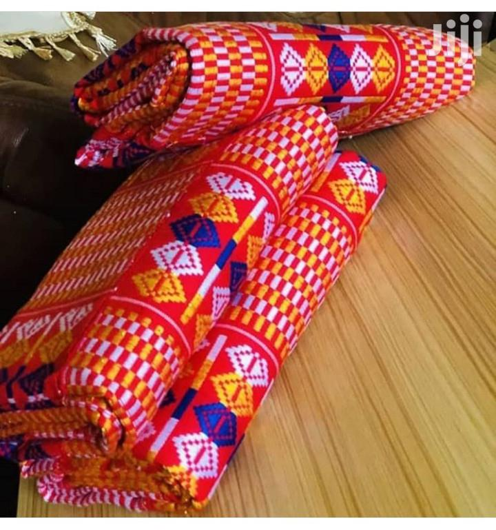 Original Hand Weaved Kente