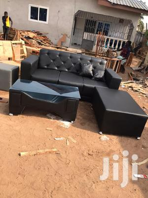 Leather Sofa Sofa Set | Furniture for sale in Greater Accra, Achimota