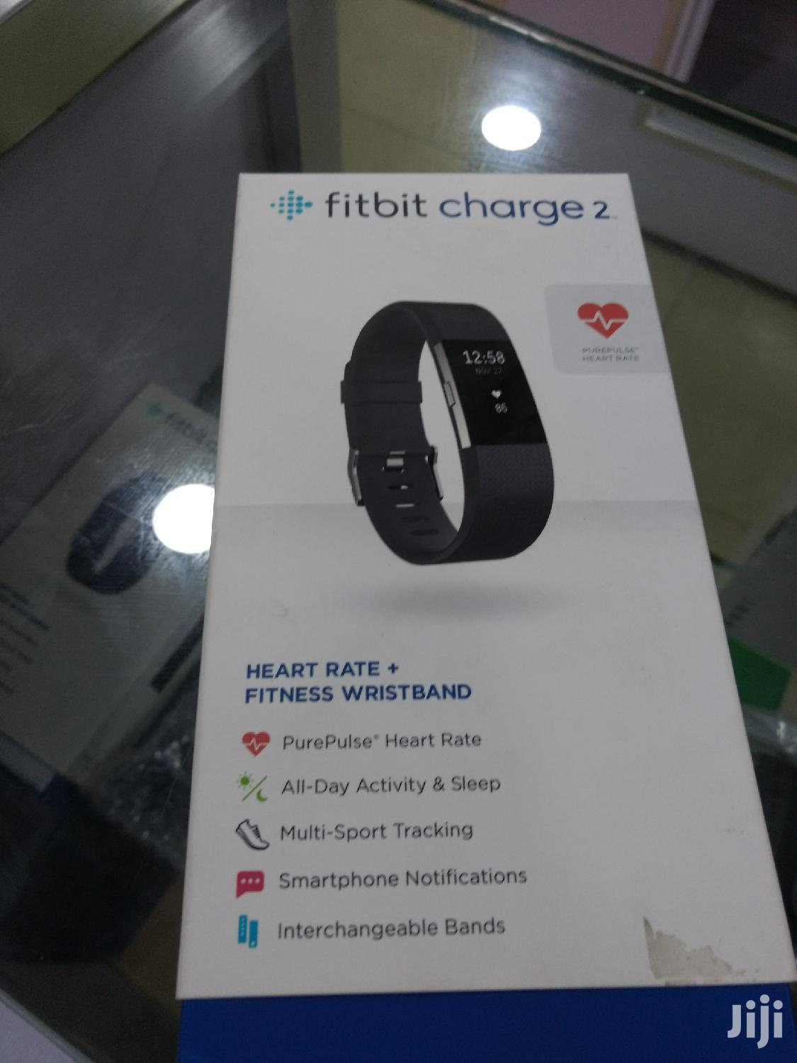 Archive: Fitbit Charge 2